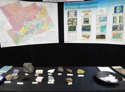 Geology Display